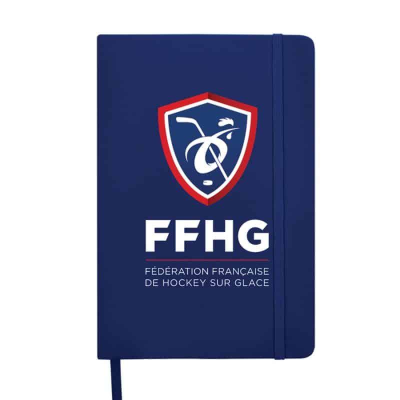 Carnet BLEU Logo FFHG