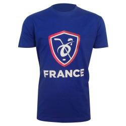 T-shirt FFHG bleu