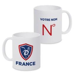 Mug personnalisé - France Hockey
