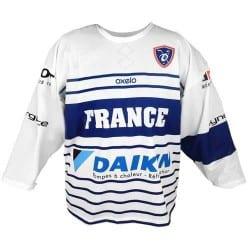 Maillot supporter extérieur Equipe de France de Hockey